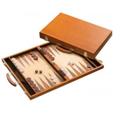 Backgammon complete set Made of Wood Ithaka L