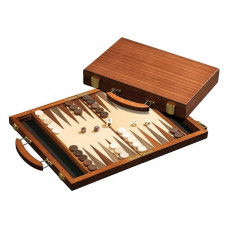 Backgammon Complete set Made of Wood Lipsis M