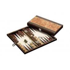 Backgammonspel i trä Kerkyra Travel S