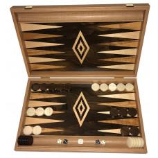 Backgammon set made of wood Symis L