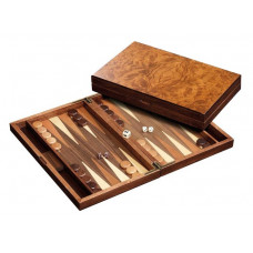 Backgammon set in Wood Kastos M