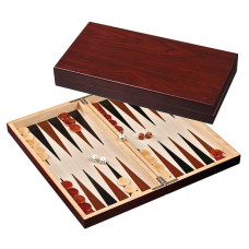 Backgammon set in Wood Othoni L