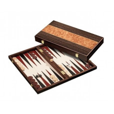 Backgammon set in Wood Kerkyra M
