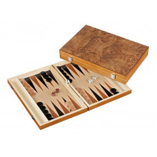 Backgammon set in Wood Kefalonia M