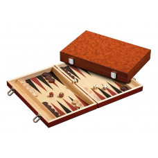 Backgammon set in Wood Pserimos M