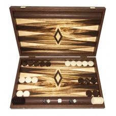 Backgammon set in Wood Arkadi L