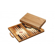Backgammon complete set Made of Wood Kreta M
