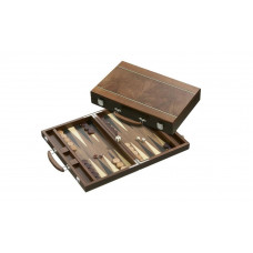 Backgammon complete set Made of Wood Zakynthos M