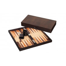 Backgammon set in Wood Samothraki M