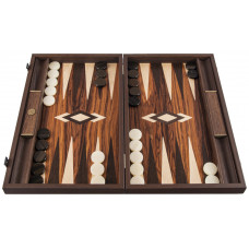 Backgammon Board in Wood Amaleus L