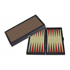Backgammon Board in Wood Kashani M