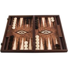 Backgammon Board in Wood Theseus L
