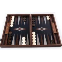 Backgammon Board in Wood Orakel L