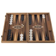 Backgammon Board in Walnut Kronos L