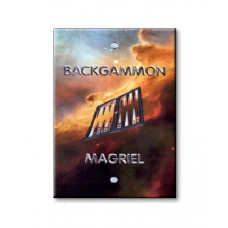 "Backgammon book 404 p ""Backgammon"" The Bible"