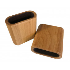 Backgammon Dice cups of Wood
