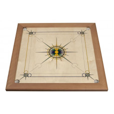 Carrom Set Superior Blue (8231)