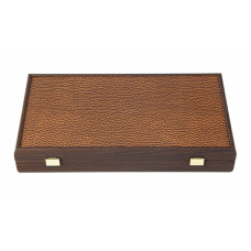 Complete Poker set Exclusive in wood and leather