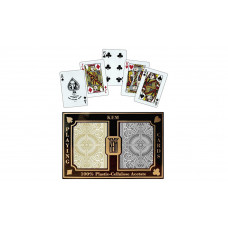 KEM Playing Cards Regular Arrow Narrow Black & Gold