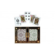 KEM Playing Cards Regular Jacquard Narrow in Box