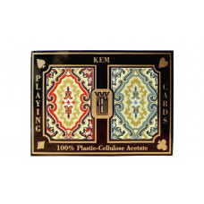 KEM Playing Cards Regular Paisley Narrow in Box