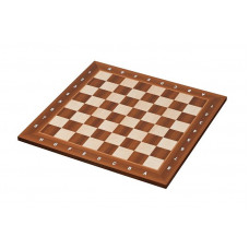Chessboard London with Chess Notation FS 40 mm