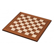 Wooden chessboard London FS 45 mm