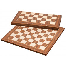 Chessboard London Folding Chess notation FS 50 mm