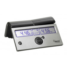 Chess clock DGT Easy Plus Silver Digital