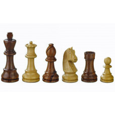 Chessmen Hand-carved Artus 8 sizes 60-110 mm