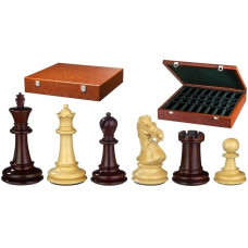 Chessmen Hand-carved Gratanius KH 100 mm