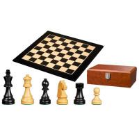 Chess Complete Set Ageless L Black