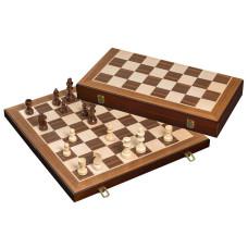 Chess complete set GAMBIT Tournament folding