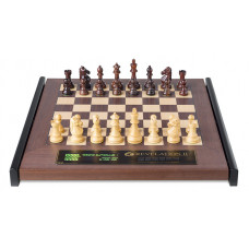 Chess set computer Revelation II & e-pieces Royal