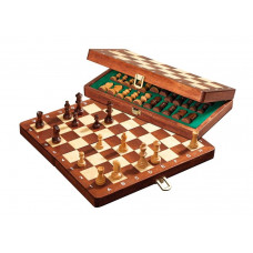Chess complete set Deluxe Magnetic S