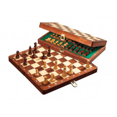 Chess complete set Deluxe Travel S