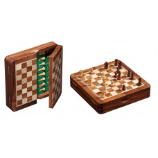 Chess complete set Coffer Magnetic XS