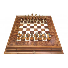 Chess Complete set ML Gorgeous Not Foldable