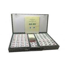 Mahjong komplett set Standard med arabiska tecken