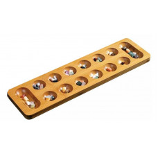 Mancala Complete set Bamboo Tradition