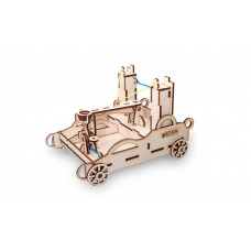 Ballista 3D pussel i trä från EWA