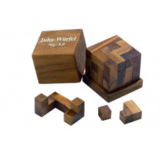 The Juha-cube puzzle from Juha Levonen