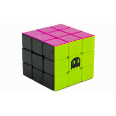3x3 Stickerless 6-color Speedcube Spook