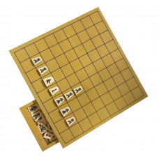 Shogi game Exclusive Made of Ramin-wood