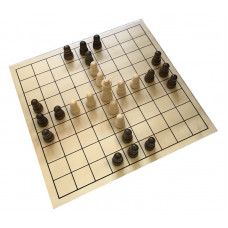 Tablut game Standard Made of Basswood